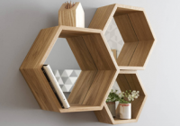 Mẫu tủ kệ gỗ trang trí đẹp
