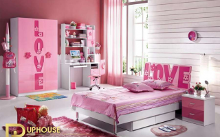 đồ trang trí phòng ngủ dễ thương