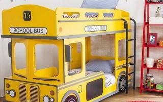 giường ngủ xe hơi cho bé U8