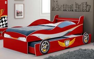 giường ngủ xe hơi cho bé U14