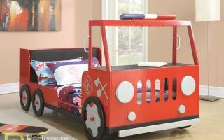 giường ngủ xe hơi cho bé U2