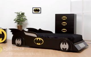 giường ngủ xe hơi cho bé U21