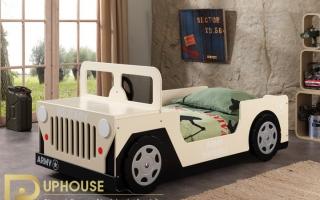 giường ngủ xe hơi cho bé U28