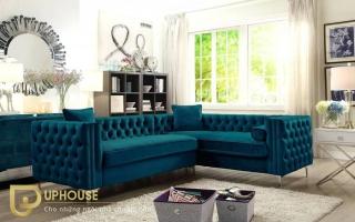Mẫu ghế sofa phòng khách đẹp U10