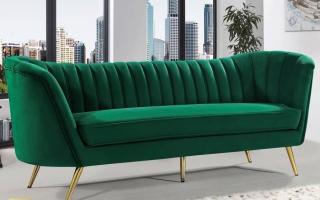 Mẫu ghế sofa phòng khách đẹp U17a
