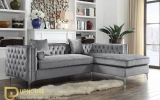 Mẫu ghế sofa phòng khách đẹp U1a