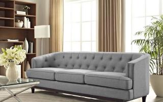 Mẫu ghế sofa phòng khách đẹp U24