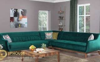 Mẫu ghế sofa phòng khách đẹp U9