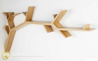 Mẫu tủ kệ gỗ trang trí đẹp U45