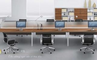 Mẫu bàn văn phòng đẹp U17