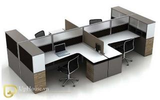 Mẫu bàn văn phòng đẹp U22