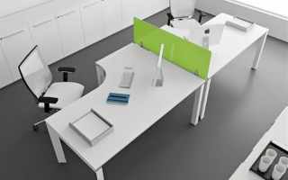 Mẫu bàn văn phòng đẹp U26