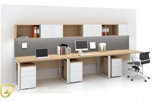 Mẫu bàn văn phòng đẹp U3