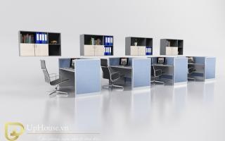 Mẫu bàn văn phòng đẹp U36