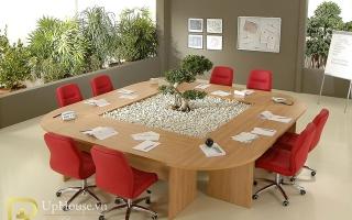 Mẫu bàn họp văn phòng đẹp U15